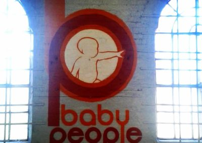Baby People – Graffiti Art
