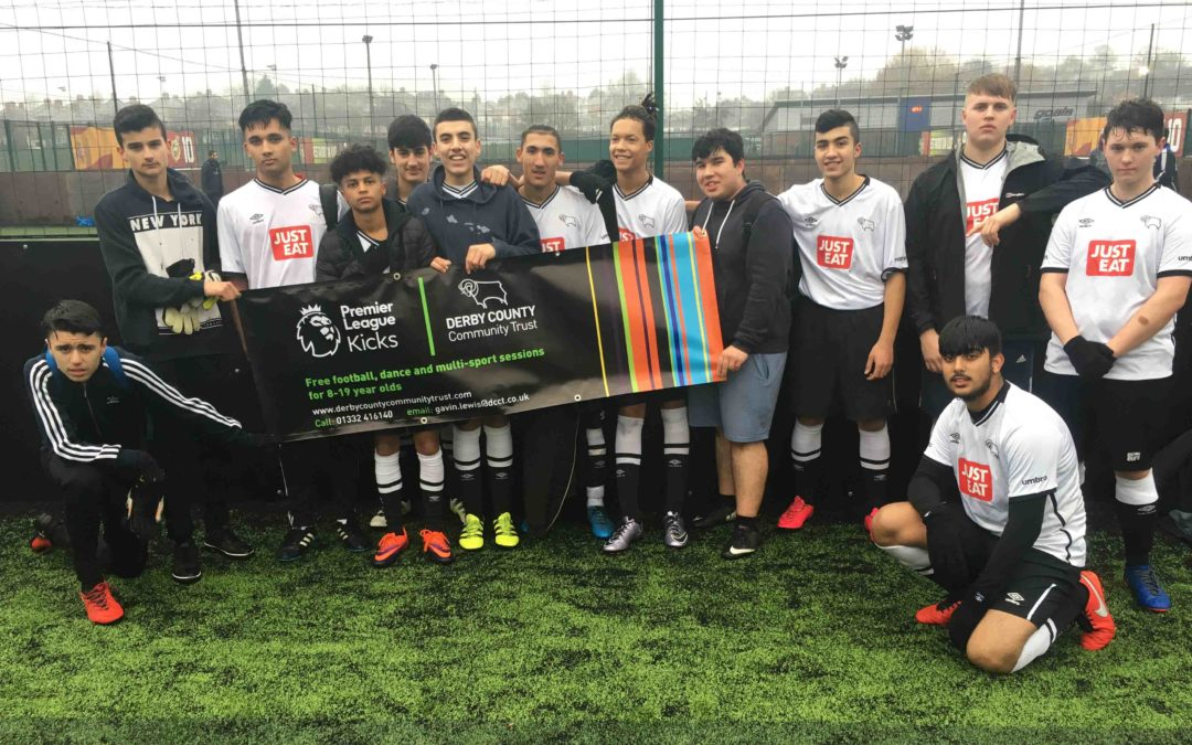 KICKS – Derby County Community Trust