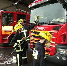 Derbyshire Fire & Rescue Cadets