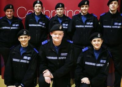 Derbyshire Constabulary – Police Cadets