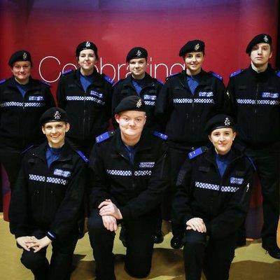 Derbyshire Constabulary – Police Cadets